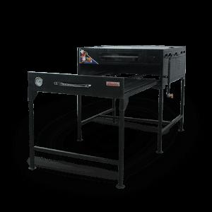Black Oven Slide
